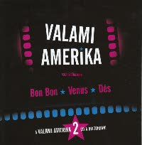 FILMZENE - Valami Amerika CD