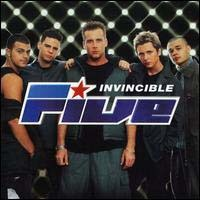FIVE - Invincible CD