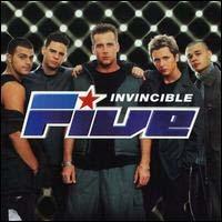 FIVE - Invincible CD