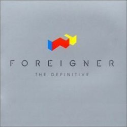FOREIGNER - The Definitive CD