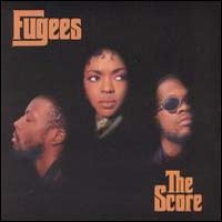 FUGEES - The Score CD