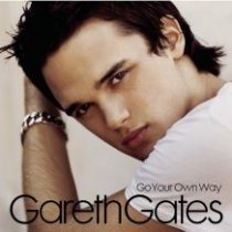 GARETH GATES - Go Your Own Way / 2cd / CD