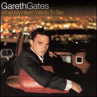 GARETH GATES - What My Heart Wants To Say CD