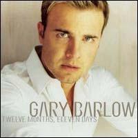 GARY BARLOW - Twelve Months, Eleven Days CD