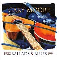 GARY MOORE - Ballads And Blues 1982-1994 CD
