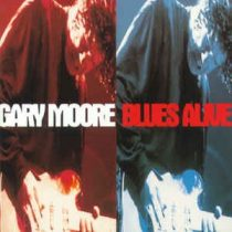 GARY MOORE - Blues Alive CD