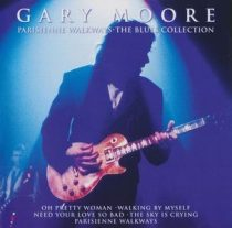 GARY MOORE - The Blues Collection CD