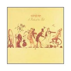 GENESIS - A Trick Of The Tail CD