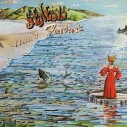 GENESIS - Foxtrot CD
