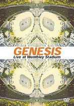 GENESIS - Live At Wembley DVD
