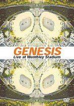 GENESIS - Live At Wembley DVD