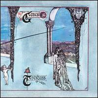 GENESIS - Trespass CD