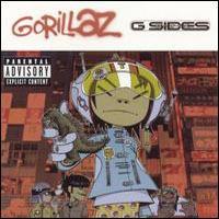 GORILLAZ - G Sides CD