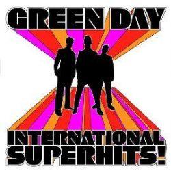 GREEN DAY - International Superhits CD