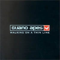 GUANO APES - Walking On A Thin Line CD