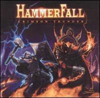 HAMMERFALL - Crimson Thunder CD