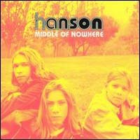 HANSON - Middle Of Nowhere CD