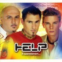HELP - A Szerelemért CD