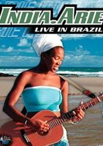 INDIA ARIE - Live In Brazil / Music in High Places DVD