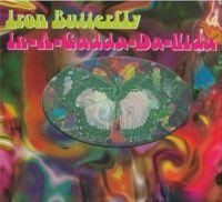 IRON BUTTERFLY - In-A-Gadda-Da-Vida /limited 3D cover/ CD