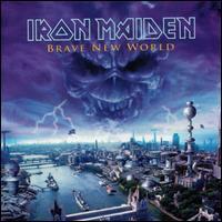 IRON MAIDEN - Brave New World CD