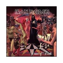 IRON MAIDEN - Dance Of Death CD