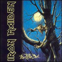 IRON MAIDEN - Fear Of The Dark CD