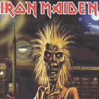 IRON MAIDEN - Iron Maiden CD