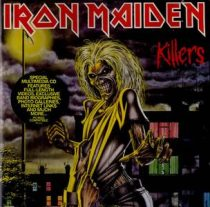 IRON MAIDEN - Killers CD