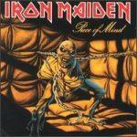 IRON MAIDEN - Piece Of Mind CD