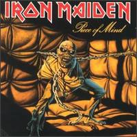 IRON MAIDEN - Piece Of Mind CD