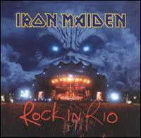 IRON MAIDEN - Rock In Rio CD