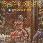 IRON MAIDEN - Somewhere In Time CD