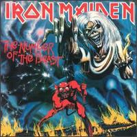 IRON MAIDEN - The Number Of Beast CD