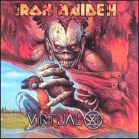 IRON MAIDEN - Virtual XI. CD