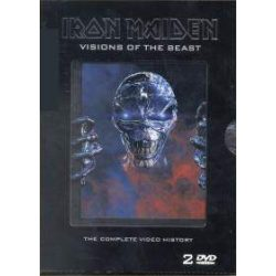 IRON MAIDEN - Visions Of The Beast DVD