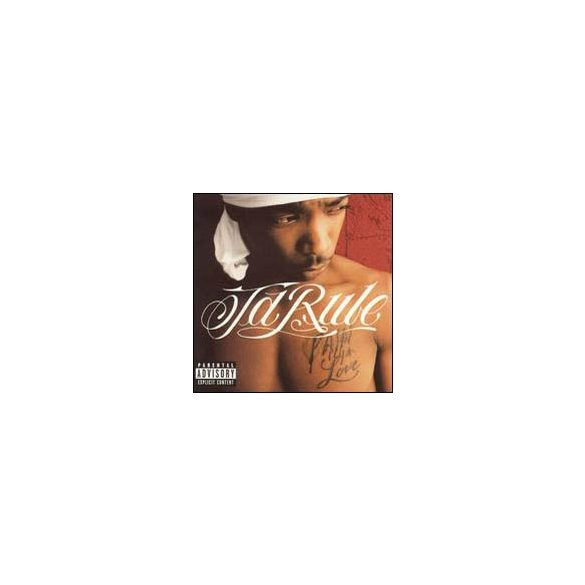 JA RULE - Pain Is Love CD