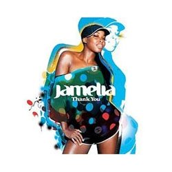 JAMELIA - Thank You CD