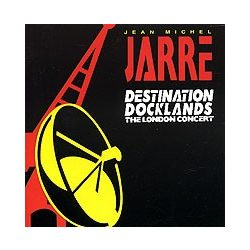 JEAN-MICHEL JARRE - Destination Docklands CD