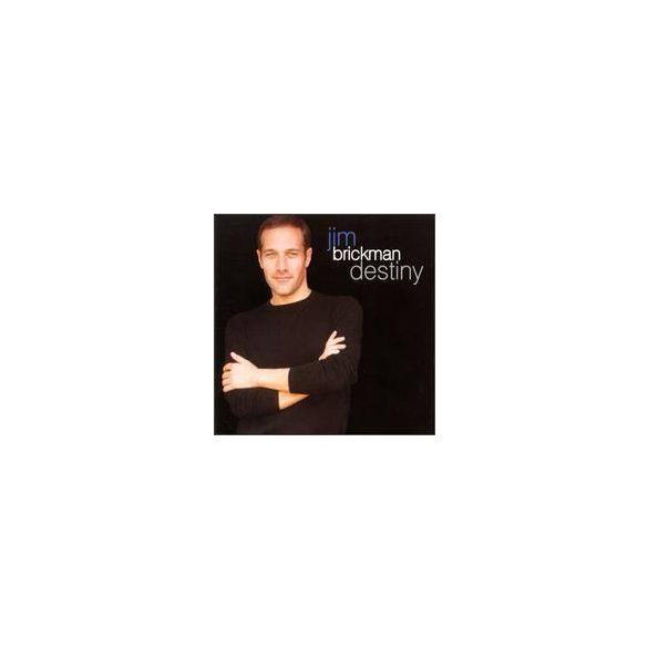 JIM BRICKMANN - Destiny CD