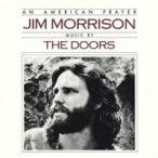 JIM MORRISON - An American Prayer CD