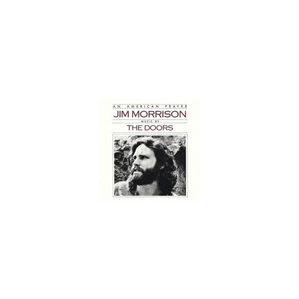 JIM MORRISON - An American Prayer CD