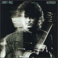 JIMMY PAGE - Outrider CD