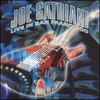 JOE SATRIANI - Live In San Francisco CD