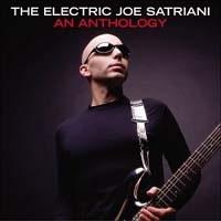 JOE SATRIANI - The Electric Joe Satriani: An Anthology CD
