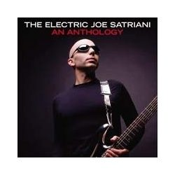 JOE SATRIANI - The Electric Joe Satriani: An Anthology CD