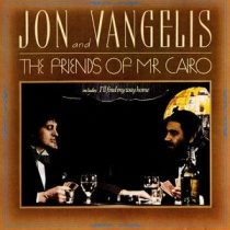 JON & VANGELIS - Friends Of Mr.Cairo CD