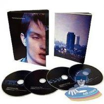 JOY DIVISION - Heart And Soul /4 cd box/ CD