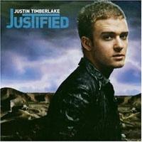 JUSTIN TIMBERLAKE - Justified CD