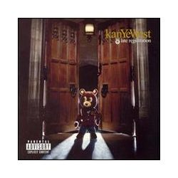 KANYE WEST - Late Registration (Ee) CD